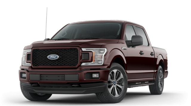 New 2019 Ford F-150 STX Truck SuperCrew Cab for sale in North Branch, MN